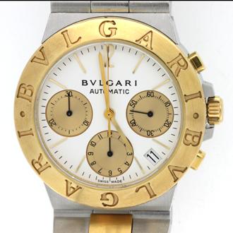 BVLGARI/ブルガリ CH35SG ベルト溶接 小キズ取