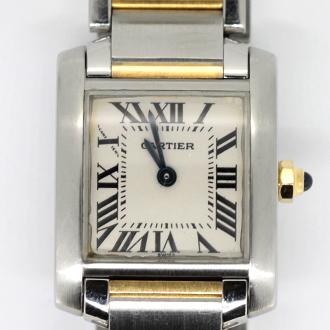 Cartier/カルティエ タンクフランセーズ オーバーホール