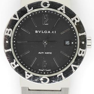 BVLGARI/ブルガリ BB38SS オーバーホール ベルト調整