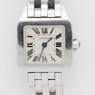 Cartier/カルティエ サントス ドゥモワゼル クォーツ W25064Z5