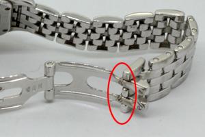 カルティエ パンテールのベルト修理