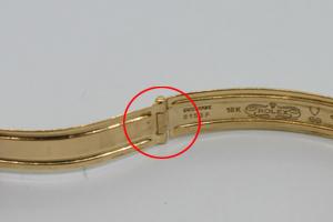 デイトジャストのベルト修理