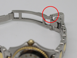 セイコー スキューバのベルト修理