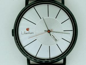 リベンハムの秒針取付修理