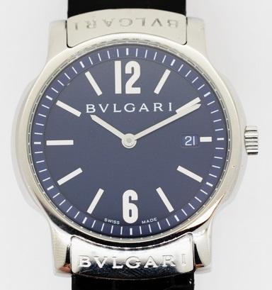 BVLGARI/ブルガリ ソロテンポ ST35S クォーツ オーバーホール