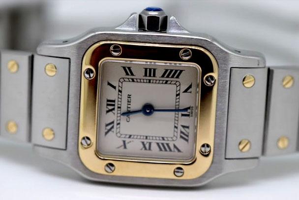 Cartier カルティエ 研磨仕上げ及びベルト溶接事例