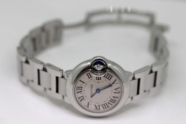Cartier カルティエ バロンブルー オーバーホール及びムーブメント交換事例