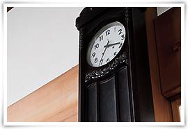 柱時計イメージ