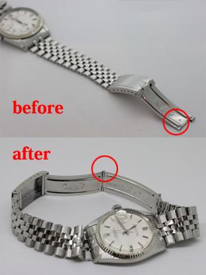 wholesale dealer 5af9b 14dae ROLEX/ロレックス オーバーホール・ベルト溶接 | 時計修理工房 ...